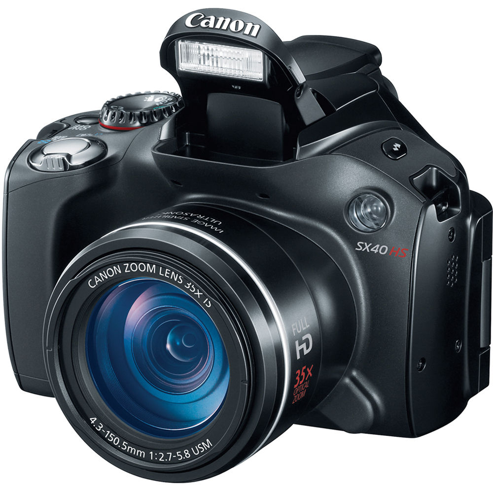 canon powershot sx40hs user manual