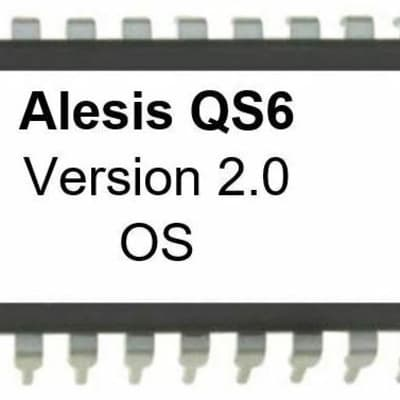 alesis qs6 2 service manual