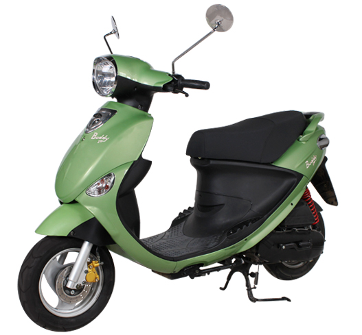 genuine scooter buddy 50 owners manual
